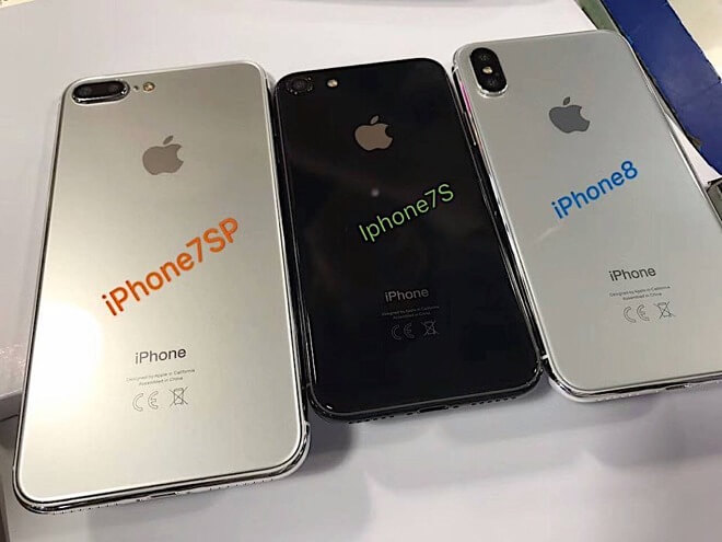iPhone 7s, iPhone 7s Plus, iPhone 8 / 9to5Mac