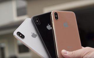"""iPhone 8: Variante in """"Blush Gold"""" mit weniger Speicher als bisherige iPhones?"""