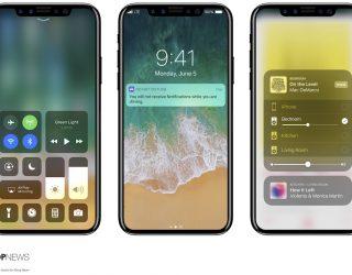 Netzfund: Läuft Tim Cook bereits mit einem iPhone 8 herum?