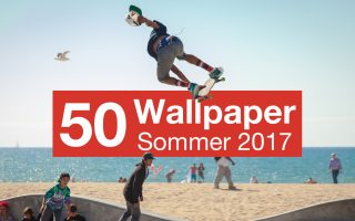 Video: 50 kostenlose 5K Wallpaper für Mac, iPhone, iPad, Apple Watch usw.! (Sommer 2017)