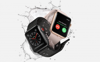 Tweet: Vodafone bald mit LTE für Apple Watch?