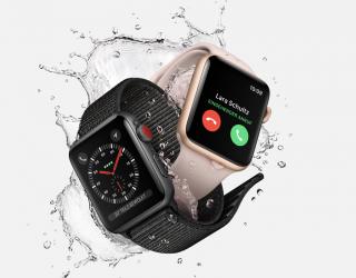 watchOS 4.0.1 löst LTE Probleme der Apple Watch