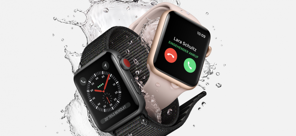 watchOS 4.0.1 löst LTE Probleme der Apple Watch