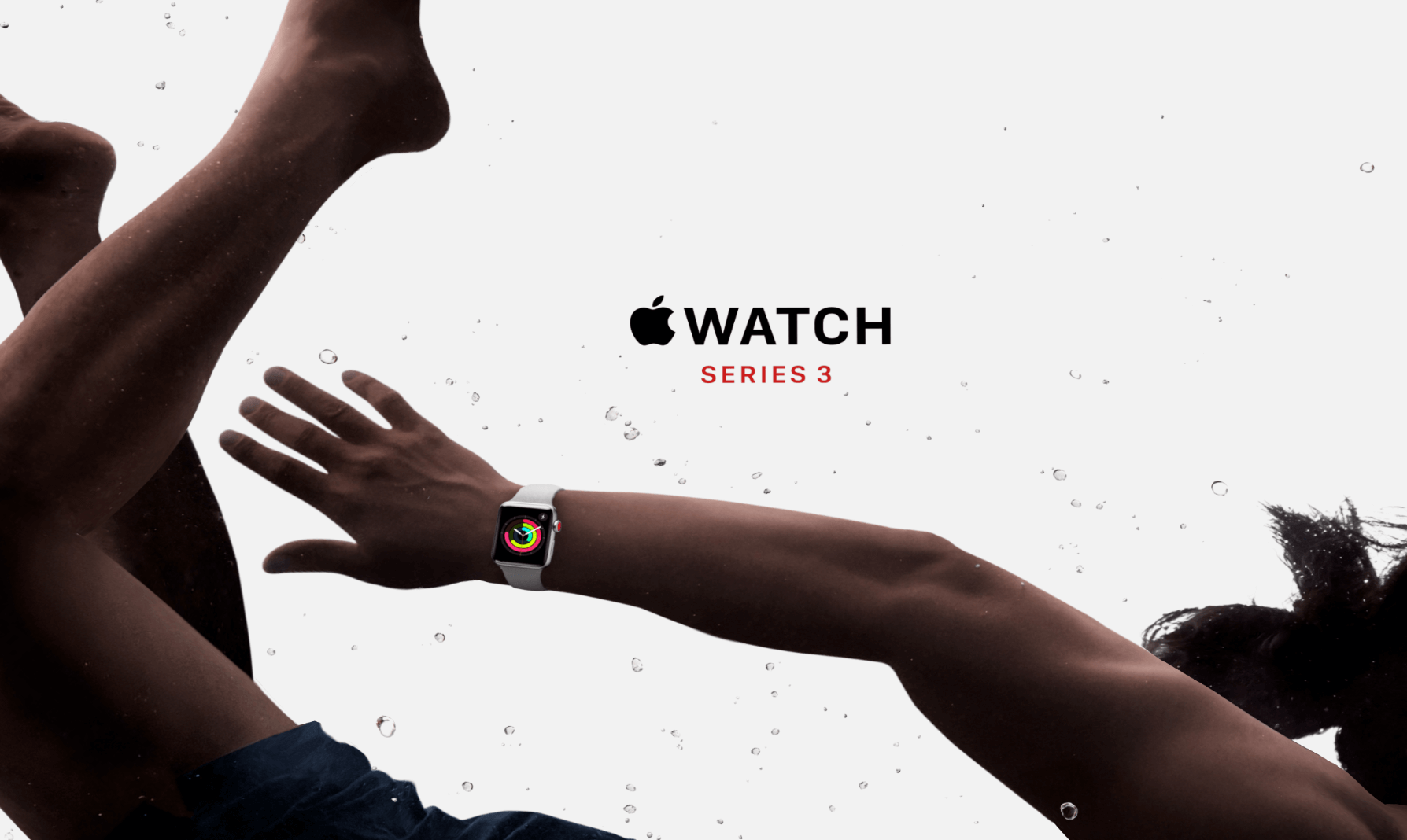 Apple Watch Series 3 Product Bild