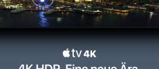 tvOS 14.4: Apple verteilt RC an Entwickler