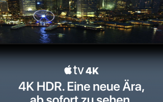 Neues Apple TV in Arbeit? iOS 13.4-Beta deutet neue Hardware an