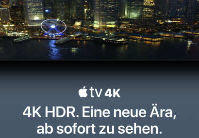 Apple TV: Beta 3 von tvOS 13.4 ist da