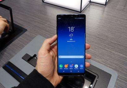 """Lächerlich: Die """"angeblich gute"""" Samsung Galaxy S9 Gesichtserkennung"""