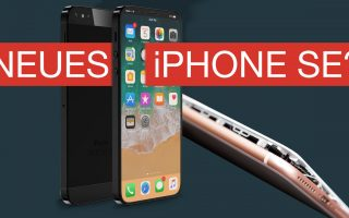 iPhone SE im iPhone X Design, iPhone 8 Akku Explosion & PDFelement 6.3 – ATA 52