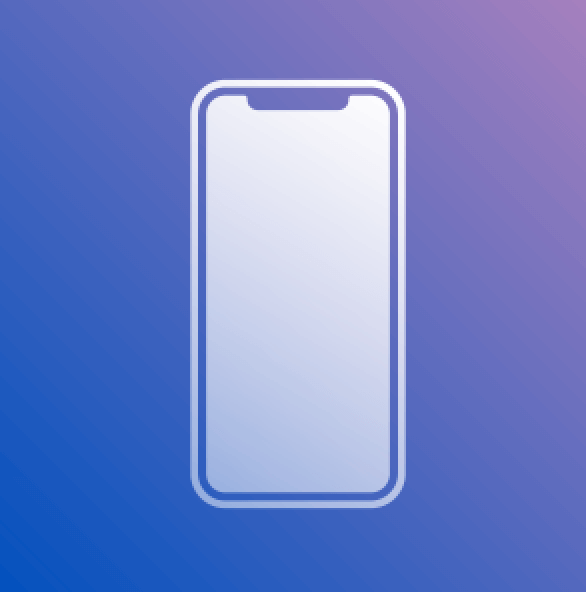 iPhone 8 Vorderseite Icon Leak