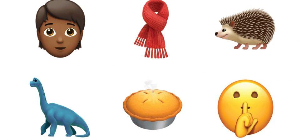 Bilder, Umfrage, Hintergründe zu neuen iOS 11 Emojis