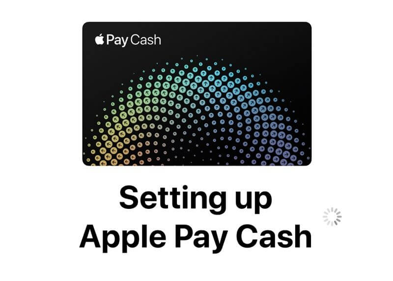 Apple Pay Cash einrichten - Screenshot / MacRumors