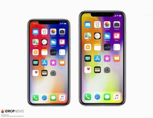 iPhone X Plus / iDrop News