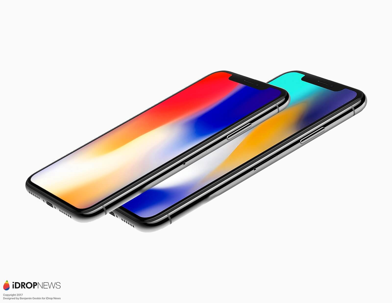 iPhone X / iDrop News