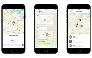 "WhatsApp führt ""Live Location Sharing"" ein"