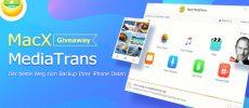 iTunes Alternative: MacX MediaTrans hilft bei Synchronisation von Daten zwischen iPhone iPad und Mac [Giveaway]
