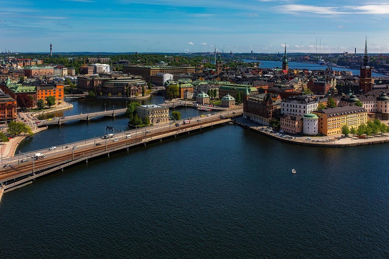 Stockholm / Schweden - Pixabay