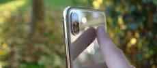 Dumpf gelaufen: Apples iPhone X-Folio Case drückt auf den Klang