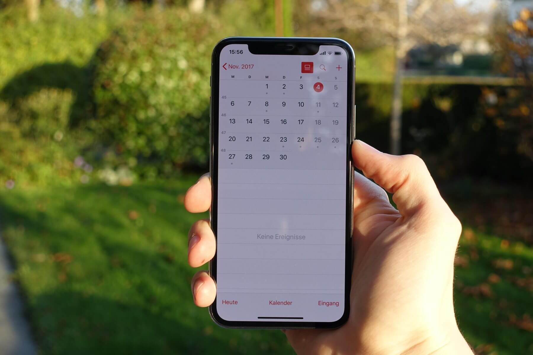 IPhone X: Apple warnt Kunden vor möglichem Burn-In bei OLED-Displays