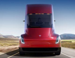 Revolutionär: Tesla präsentiert Elektro-LKW