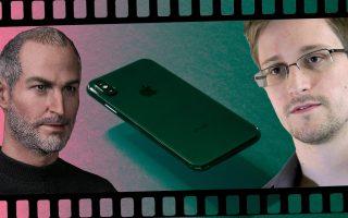 Neuer Apple Film, Snowden kritisiert Apple, Steve Jobs Figur & PDFelement Adventskalender – ATA 54