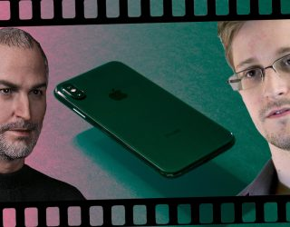 Neuer Apple Film, Snowden kritisiert Apple, Steve Jobs Figur & PDFelement Adventskalender – ATA 54