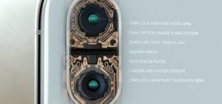 Notch ist Kult: iPhone X-Kopien Made in China aufgetaucht