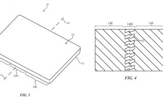 Spannend: Apple patentiert faltbares microLED Display