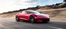 1000km Reichweite, 1,9 Sek. auf 100: Tesla präsentiert verrückten Sportwagen