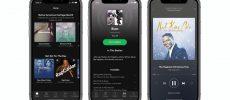 Endlich: Spotify App für iPhone X optimiert
