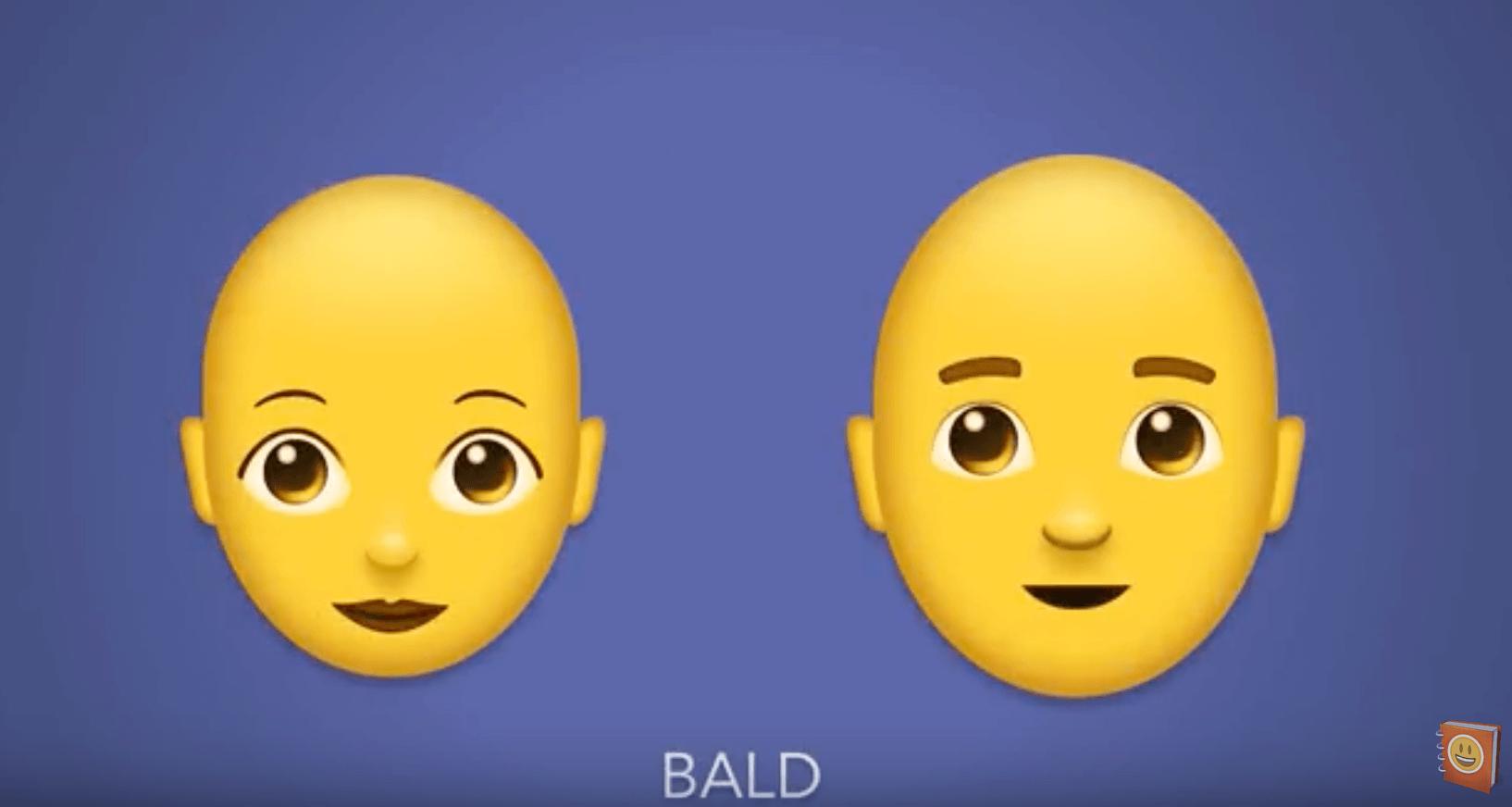 Die neuen Emojis: Partygesicht, coole Frisuren und noch mehr Liebe