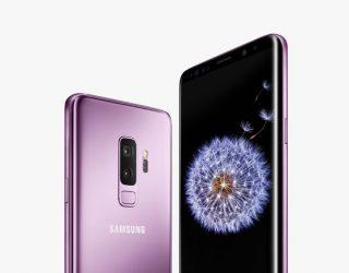 Mit Apple Seitenhieb: Samsung präsentiert Galaxy S9