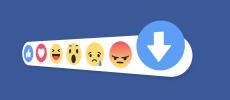 Spannend: Der Facebook Downvote Knopf ist da (KEIN Dislike)