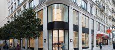 Fotos von innen: Morgen eröffnet der Apple Store Wien
