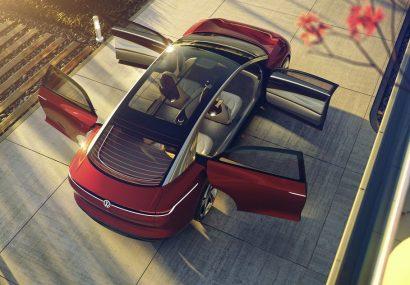 Spannend: Volkswagen kündigt Tesla Killer mit 650km Reichweite an