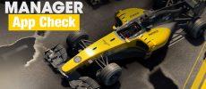 Video: Motorsport Simulation für iPad & iPhone – App Check Motorsport Manager Mobile 2