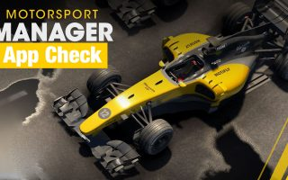 Video: Motorsport Simulation für iPad & iPhone – App Check Motorsport Manager Mobile 2