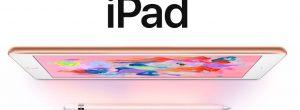 iPad doch größer und 2019 sogar in zwei neuen Varianten?