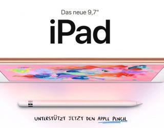 Apple bringt angeblich 10,2 Zoll-iPad im September: Eure Lieblingsgröße?