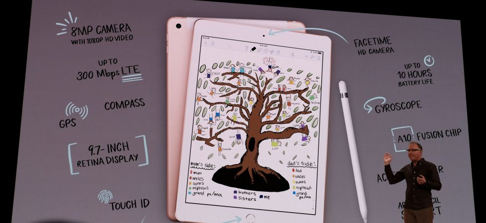 Apple präsentiert neue Programme für Schulen, Schüler und Lehrer