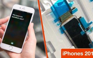 Sicherheitslücke in Siri, Apple erforscht Micro LED Displays und Display Bestellung für 2018er iPhones? – ATA #59