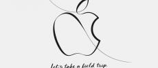 Einladungen: Apple Event am 27. März (Spoiler: Es ist keine Keynote)