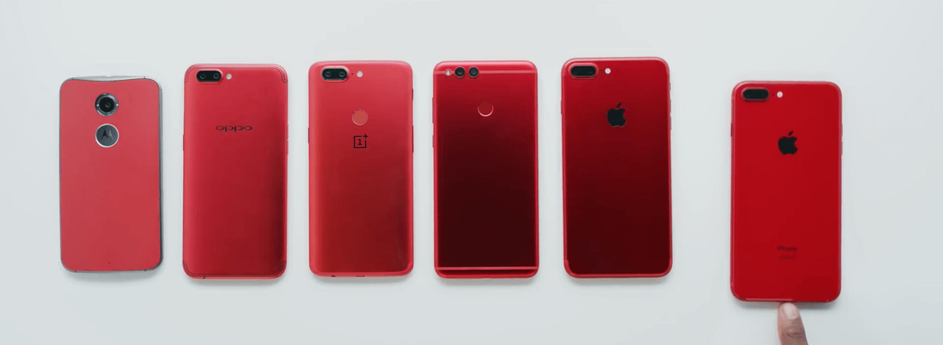 iphone 8 product red unboxing interessanter. Black Bedroom Furniture Sets. Home Design Ideas