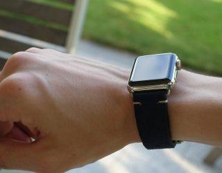Minus 15% Code: Meridio Echtlederbänder aus Italien für eure Apple Watch