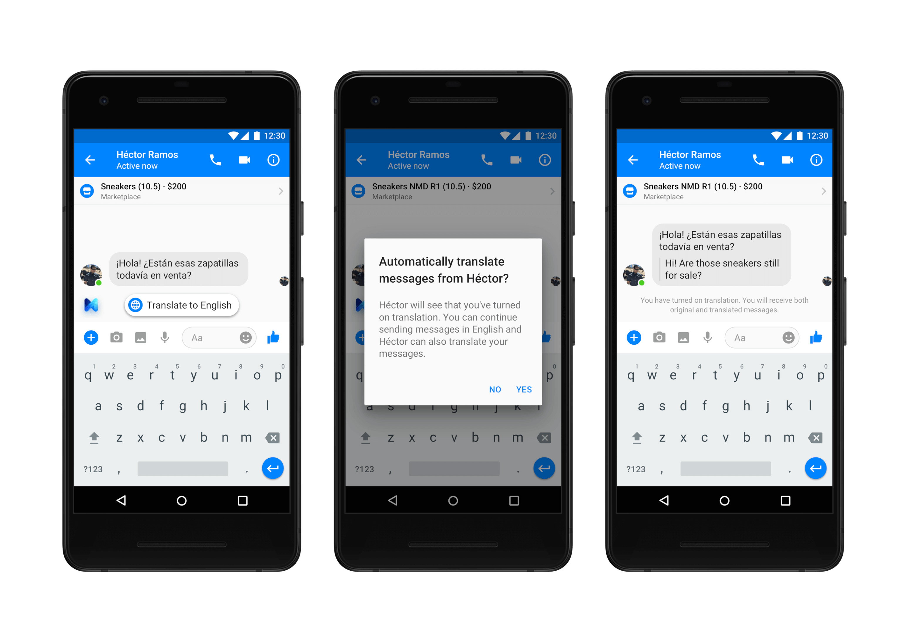 Facebook Messenger - F8 2018 - Facebook