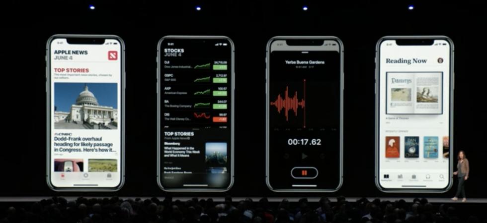 iOS 12 Public Beta 4 ist da: tvOS und macOS Mojave ebenfalls aktualisiert