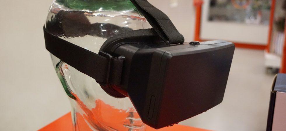 Alternative zum Kauf: VR-Brillen mieten