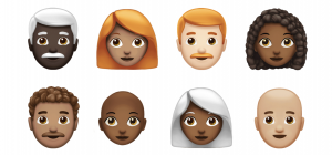 Heute ist Welt-Emoji-Tag: Apple kündigt 70 neue Emojis an |Team-Seite im Memoji Style