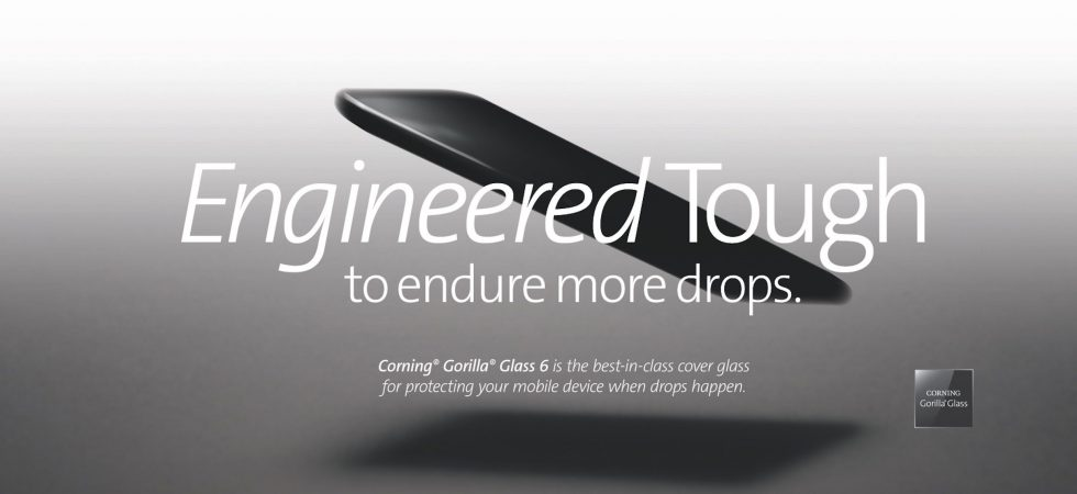 Biegsames iPhone: Corning entwickelt flexibles Glas