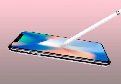 2018-iPhones mit Apple Pencil-Support, aber nur OLED-Modelle: Für euch ein Kaufargument?